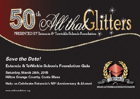 ETSF Annual Gala…Save the Date!